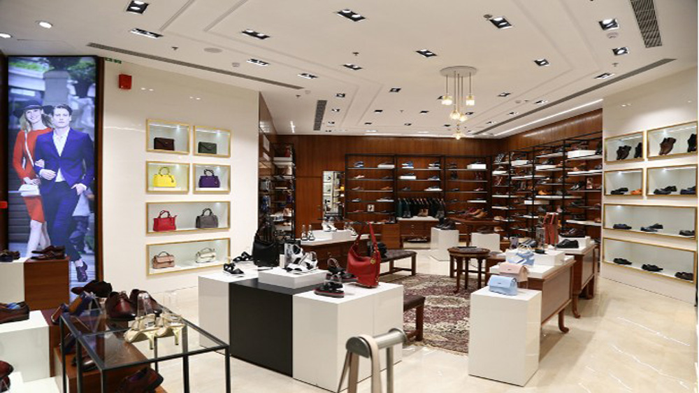 Premium leather brand Woods opens first EBO in Chennai