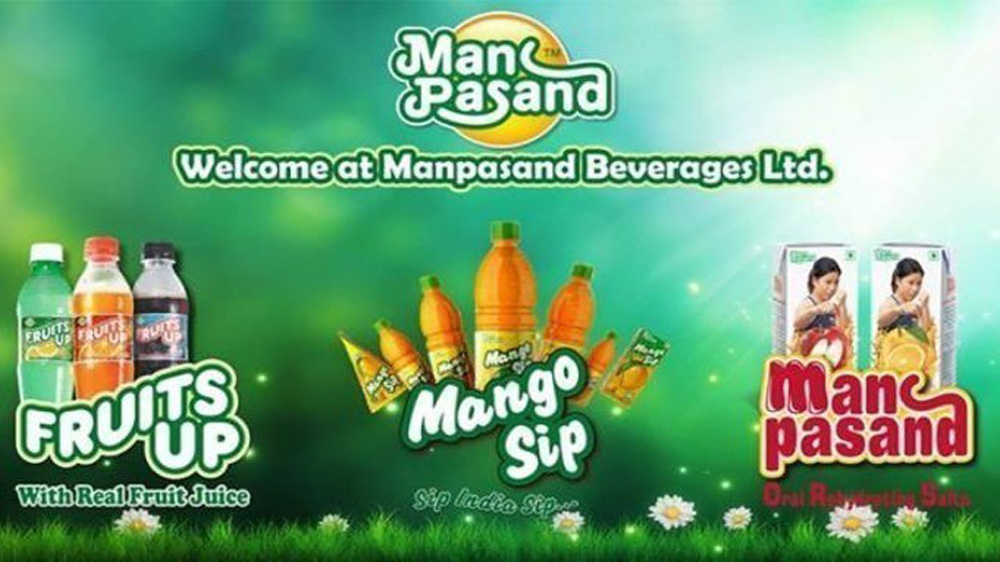 Manpasand Beverages to set up 10 new plants with  Rs 1,500 cr Infusion