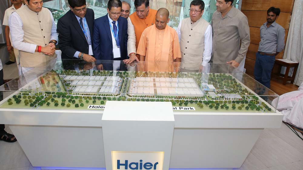 Haier to set up its second industrial park in India