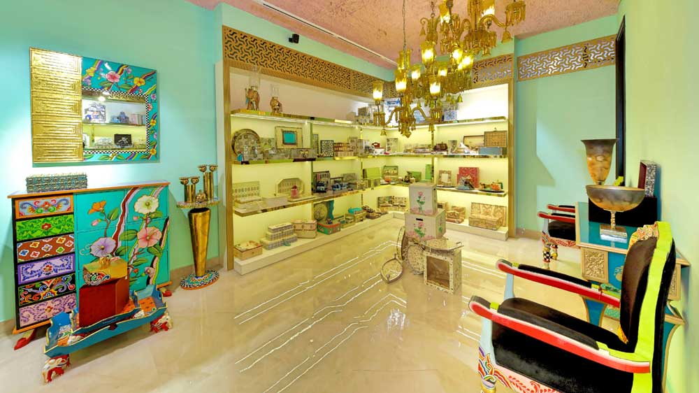 Ruchita Bansal opens 'Izhaar' store in Delhi's Defence Colony