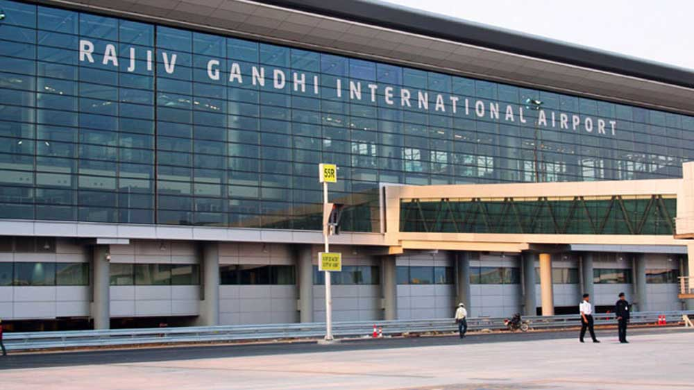 GMR looks to expand Rajiv Gandhi International Airport in Hyderabad