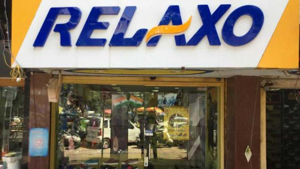 Relaxo eyes 25% growth in turnover this fiscal