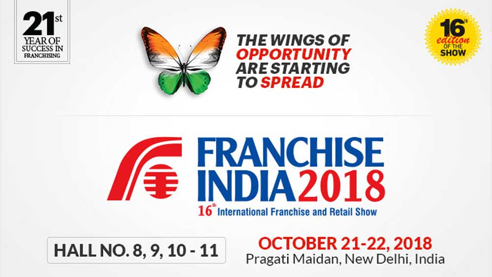 16th edition of Asia's biggest International Franchise Show begins