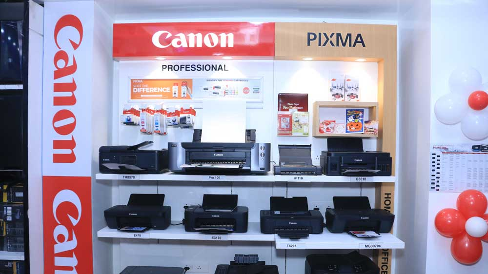 Canon India launches the first Canon PIXMA Zone in India