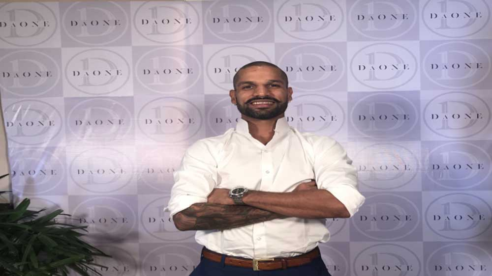 Shikhar & Aesha Dhawan unveil their home décor brand 'DaONE Home'