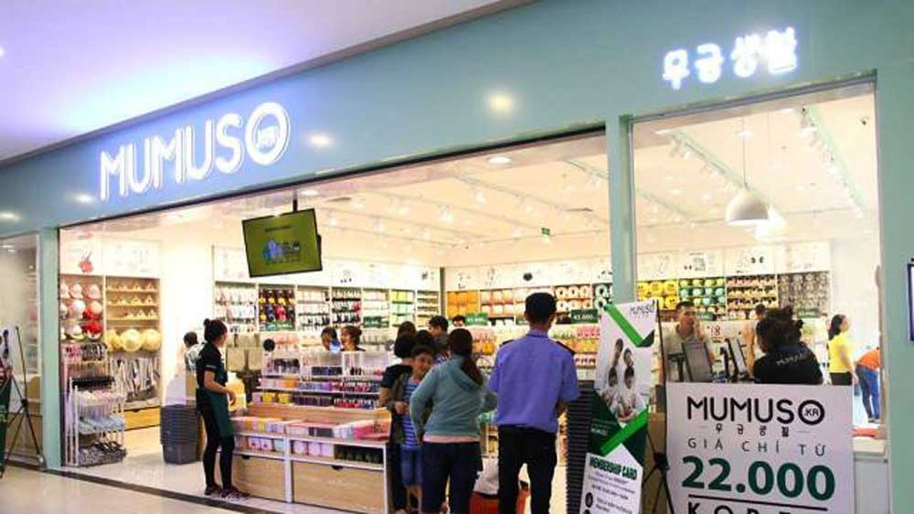 Mumuso eyes opening 300 stores across India by 2022