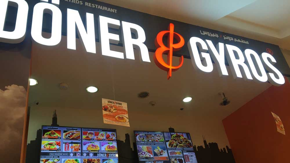Doner and Gyros to make investment of Rs 200 crore for Indian expansion