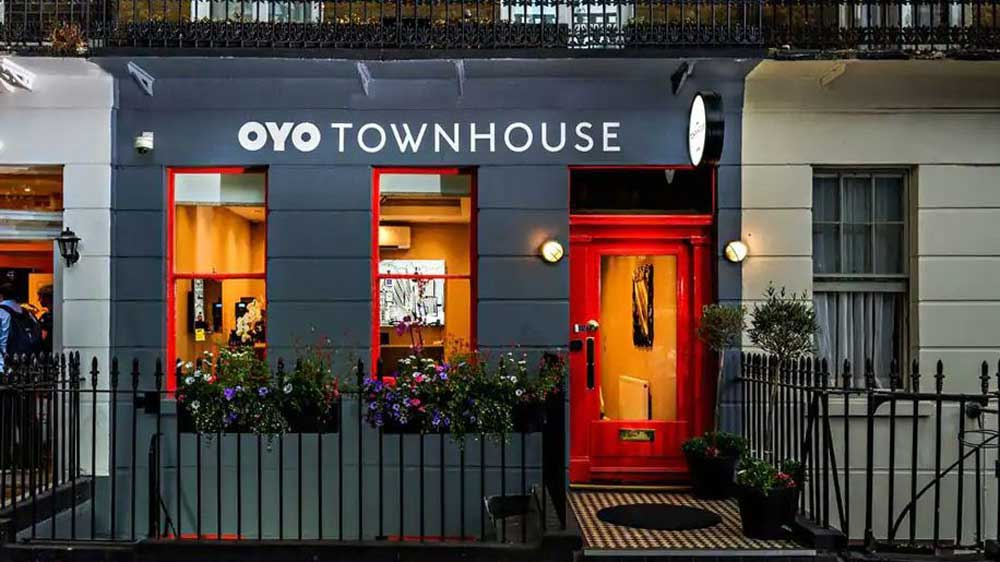 OYO launches 51st Townhouse hotel in Jaipur