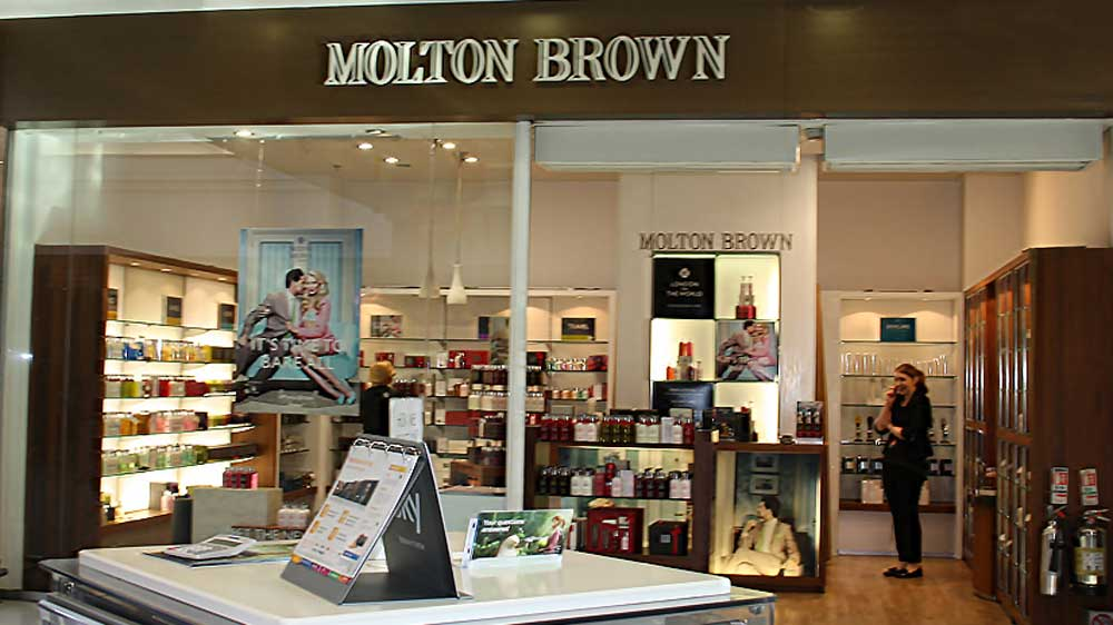 Molton Brown plans to launch 15 stores by 2023 in India