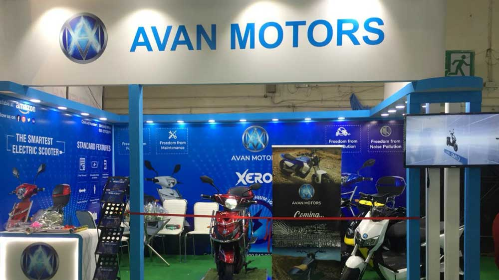 Avan Motors to introduce one electric scooter every 6 months