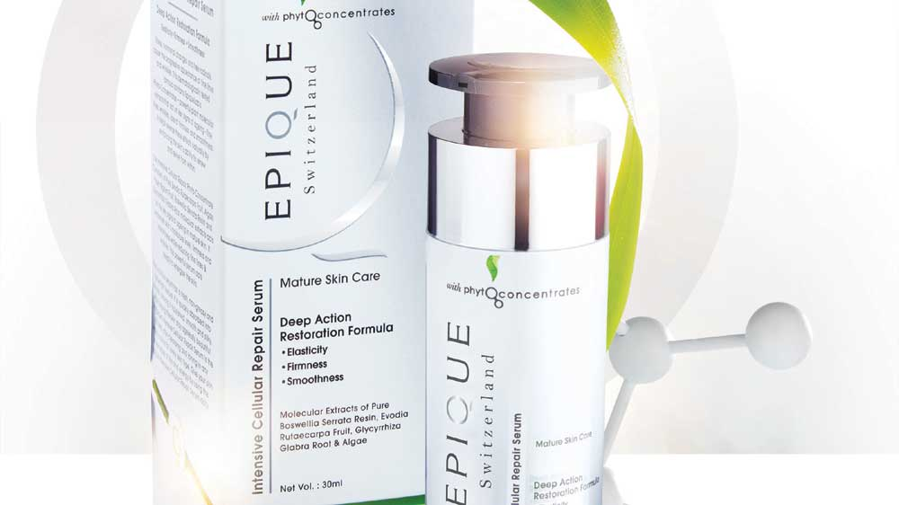 Epique launches premium Intensive Cellular Repair Serum