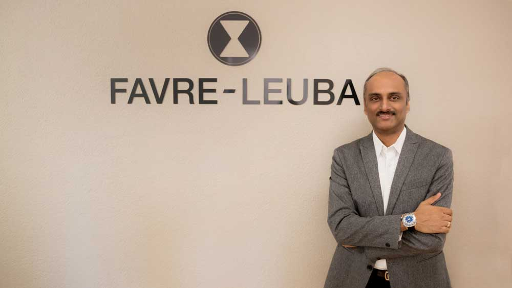 Favre-Leuba appoints Vijesh Rajan as Business Head