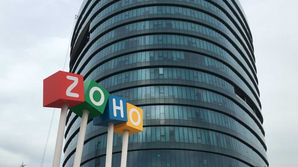 Zoho Corporation plans to expand headcount, geographies & data centres