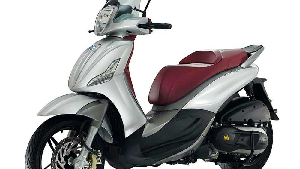 Piaggio plans to expand its sales network in India