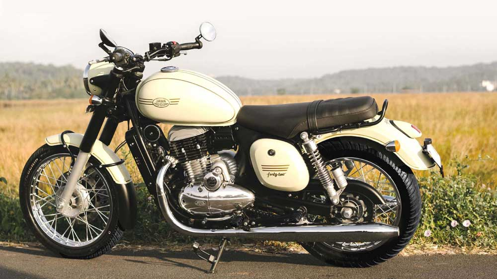 Classic Legends launches new showroom of Jawa motorcycles in Coimbatore