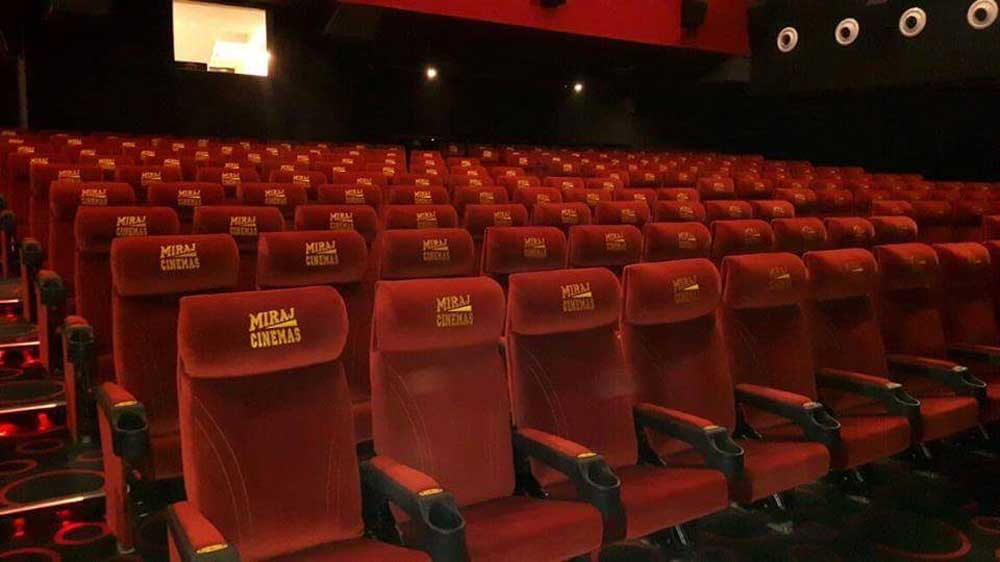 Miraj Cinemas eyes 200 screens in 15 months