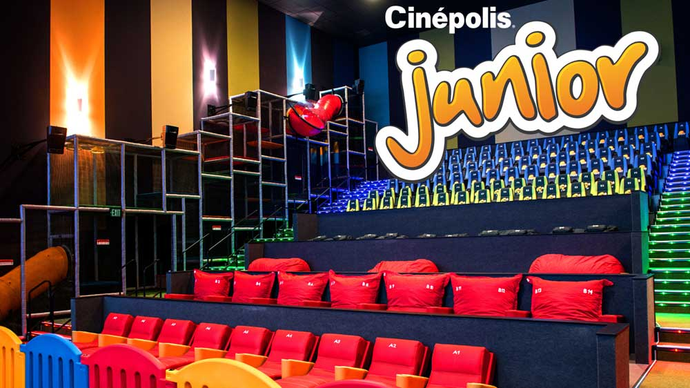 Cinépolis introduces Cinépolis Junior with 10-screen megaplex in Bengaluru
