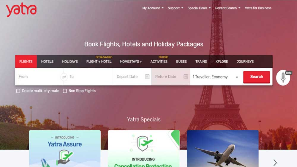 Ebix makes $336 million bid to acquire Yatra.com