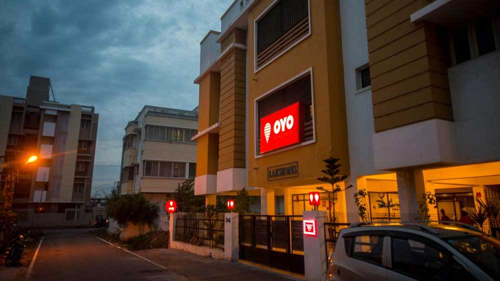 Oyo to invest Rs 1400 crore in India