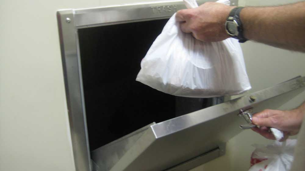 Schonbach Launches Garbage Chutes in India