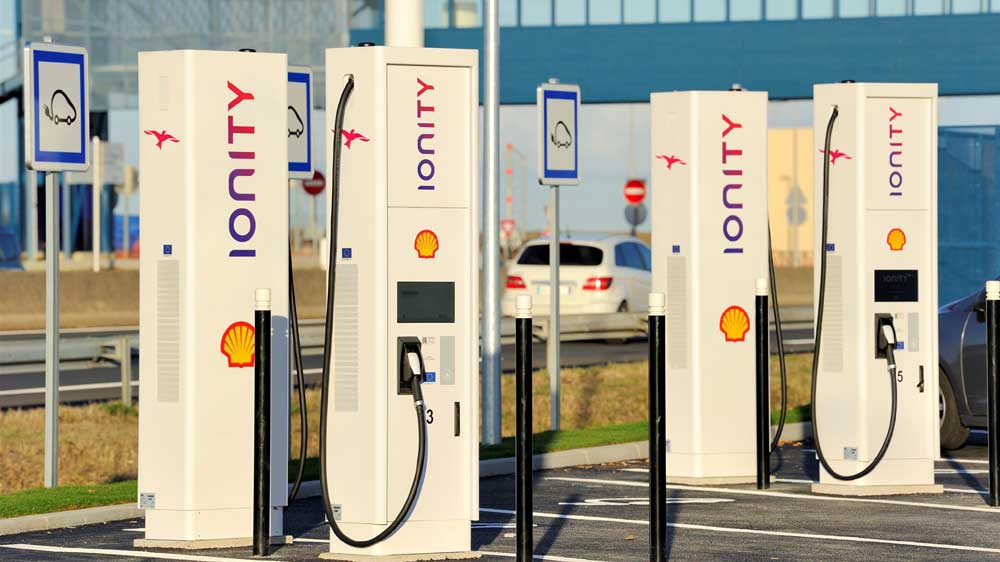 Ionity to open 400 electric car charging stations in Europe by 2020-end