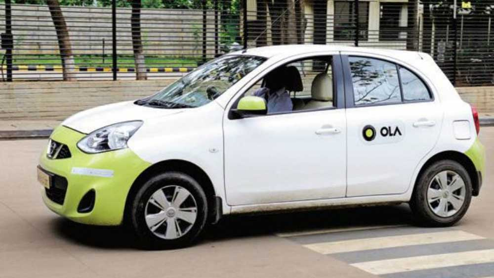 Ola to invest $500 mn for launching self-drive service