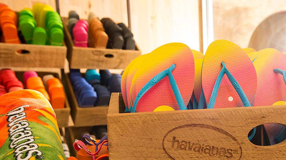 Brazilian slipper brand Havaianas launches operations in India
