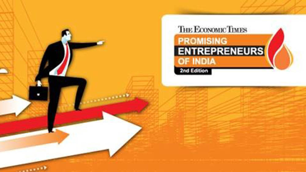 The ET Promising Entrepreneurs of India 2019 lauds India's up-and-coming entrepreneurs in a gala evening ceremony