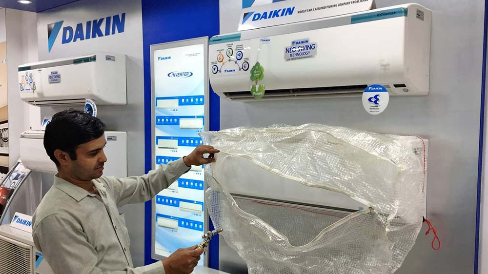 Daikin India targets to be Rs 5,000 crore firm in FY20