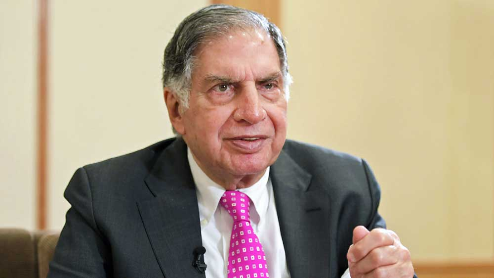Ratan Tata invests an undisclosed sum in Ola Electric