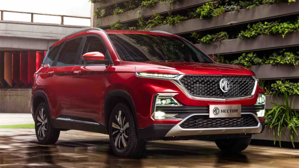 MG Motor brings first SUV Hector in India
