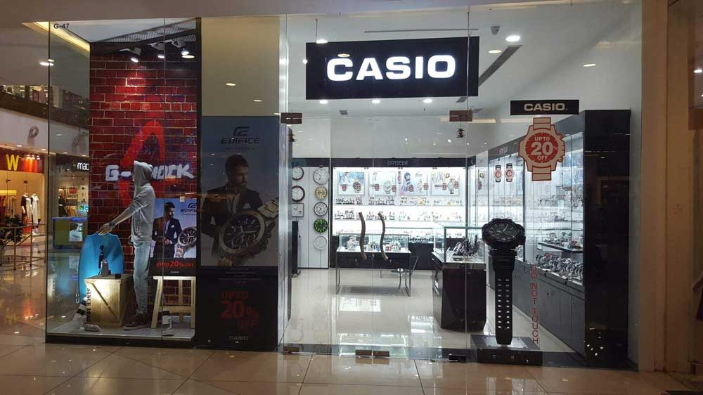 Casio launches exclusive brand outlet in Hyderabad