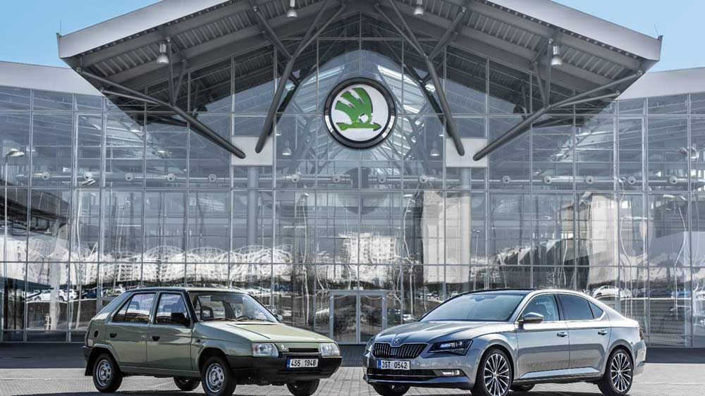 SKODA AUTO to increase dealer network over next three years