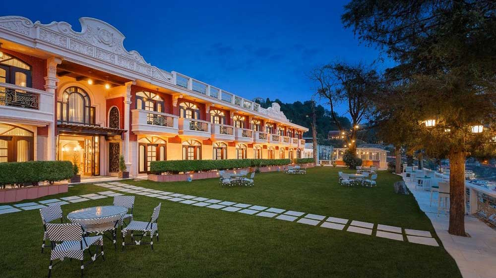 Leisure Hotels unveils new property in Mussoorie