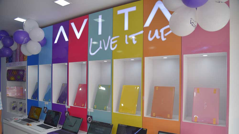 नेक्सस्टगो फोर्सेस ने उत्तर भारत के साथ दिल्ली में पहला एविटा ब्रांड स्टोर बनाया