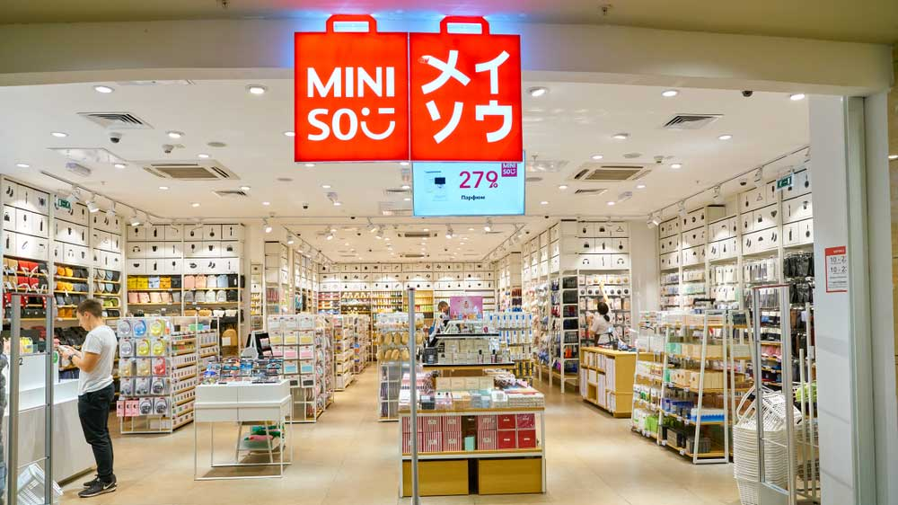 Miniso eyes opening 800 stores by 2020-end