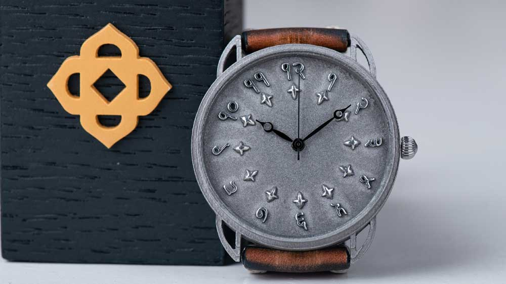 Jaipur Watch Company Launches India's First 3D Printed Watch In Stainless Steel