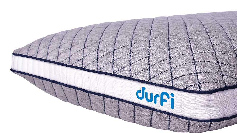 Online sleep solutions brand Durfi Introduces Durfi Dual Comfort Dr. Pillow