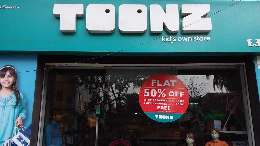 Toonz Retail plans to set up 200 stores in 3 years