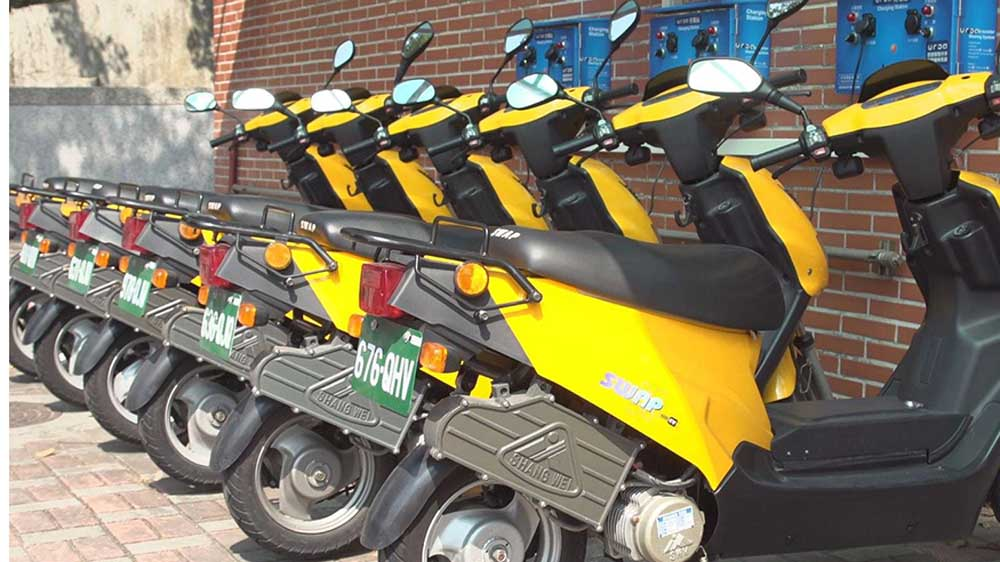 UrDa Mobility unveils e-scooters in India