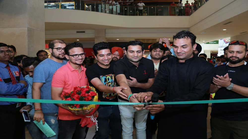 Beccos launches its flagship store in Mohali, Punjab