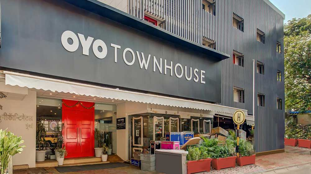 OYO unveils its 100th Townhouse in Pune