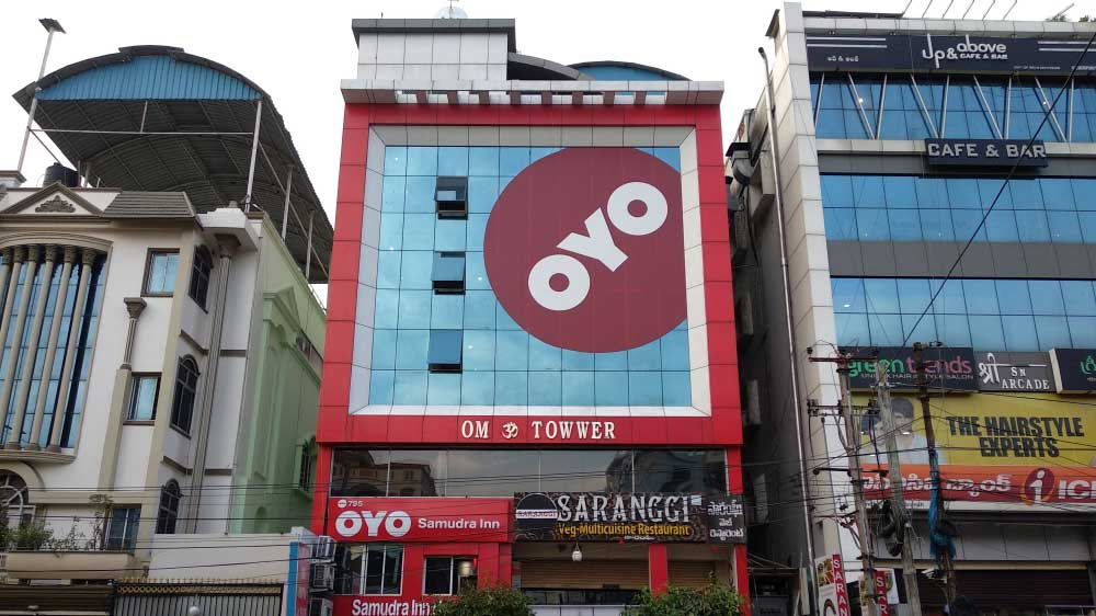 Oyo now has over 5 lakh room inventory in China
