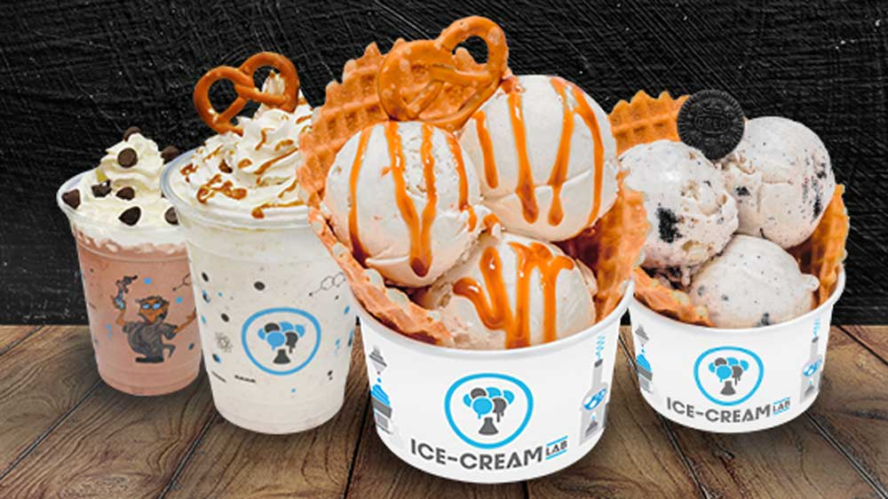 Ice cream Lab plans to open 100 outlets in India in 3 years