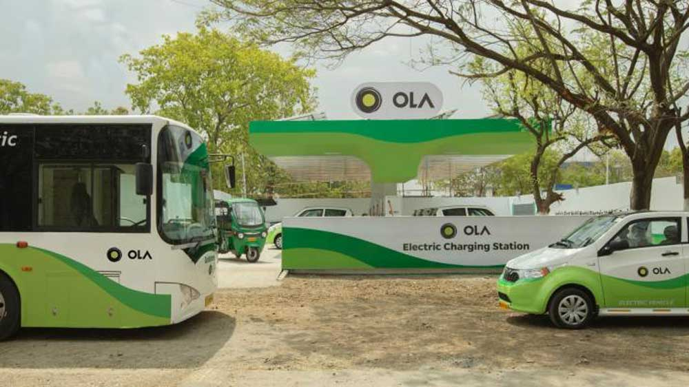 Ola Electric becomes India's newest unicorn with $250 mn investment from Softbank