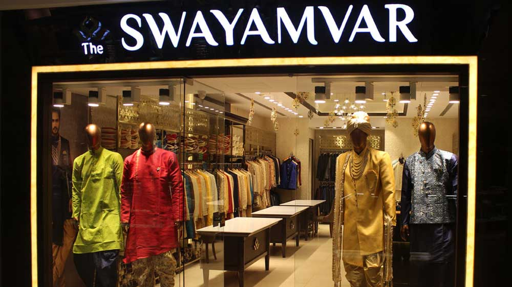 Men's ethnic wear brand Swayamvar eyes massive expansion in India via franchise model