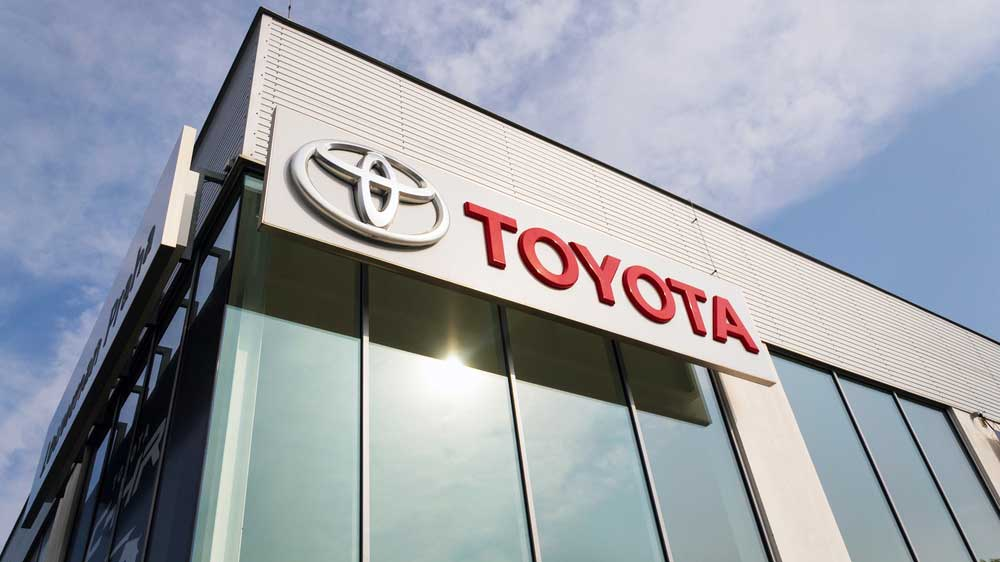 Passenger car maker Toyota Kirloskar Motor strengthens network in Jharkhand