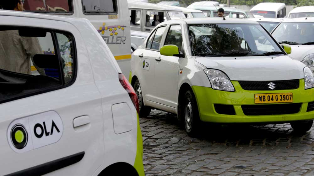 India's Ola gets London licence to launch ride-hailing service in the UK
