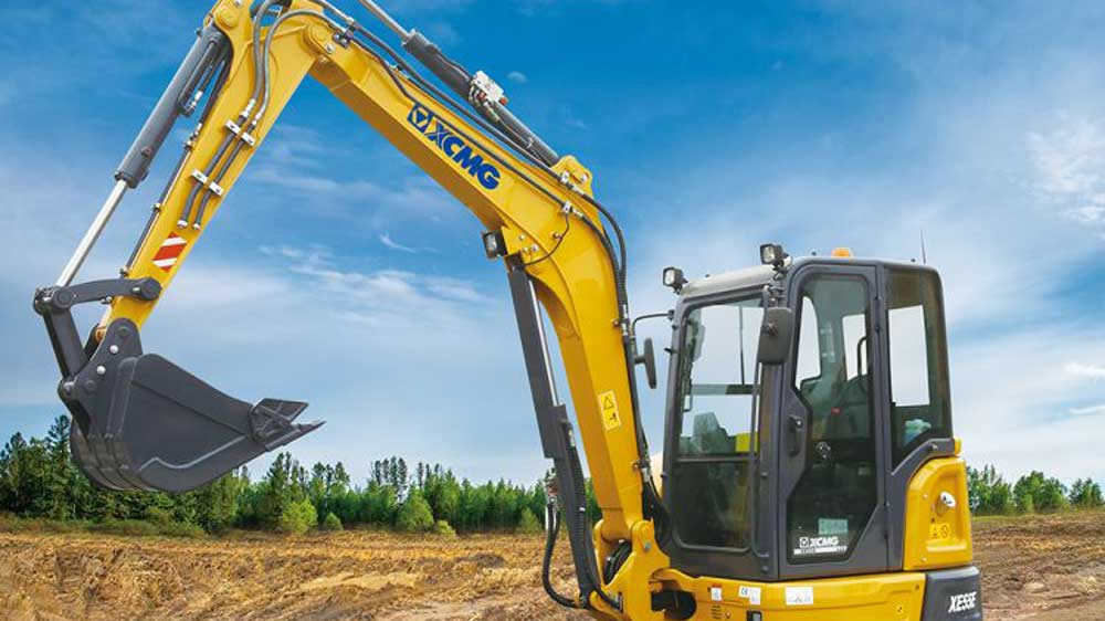 With new XCMG excavator range, Concrete equipment maker SSI ventures into construction & mining industry