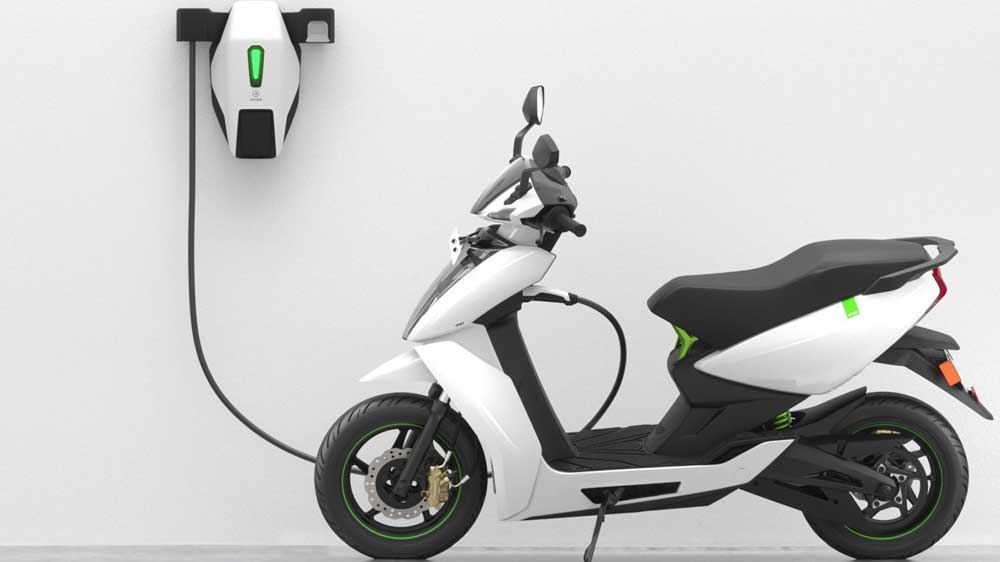 E-scooter start-up Ather Energy to take its scooters to global markets
